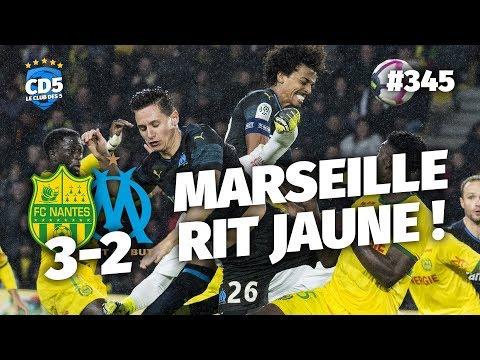 Replay  345   Débrief Nantes vs Marseille (3-2)   Lyon vs Rennes (0-2) -   CD5 d1db30c2840