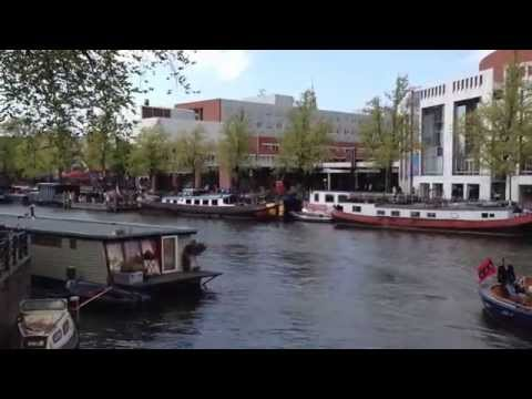 One Day in Amsterdam City - Valentines Day [HD]