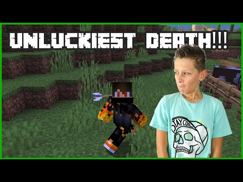 THE UNLUCKIEST DEATH EVER!
