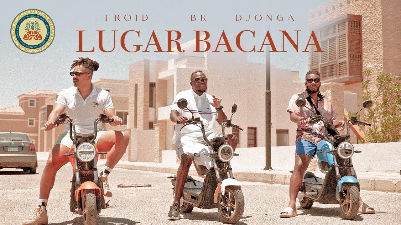 Download Lugar Bacana - Froid   Bk'   Djonga (Videoclipe Oficial)