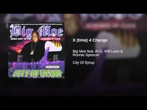 X (time) 4 Change