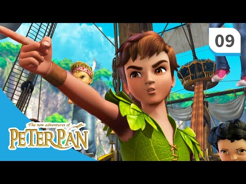 Peter Pan - Episode 9 - A Big Danger FULL EPISODE