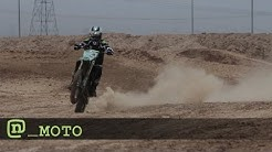 Motocross' Carey Hart of the X Games Enters Final Competition: Ink Rock Moto Ep 6