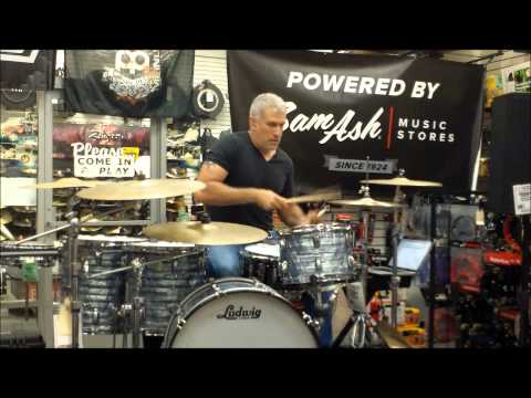Ben Sesar Drum Clinic Part 1 Sam Ash 8/24 Southern Comfort Zone by Brad Paisley