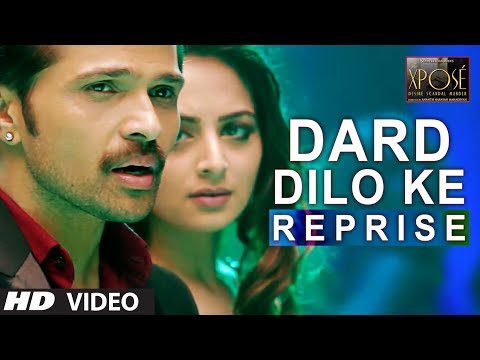 The Xpose: Dard Dilo Ke Reprise  Song  Himesh Reshammiya, Yo Yo Honey Singh
