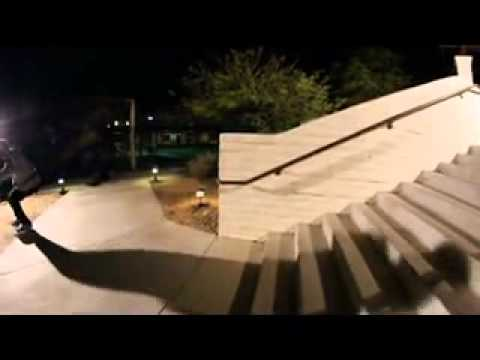isaiah johnson footy tape friday Transworld skateboarding