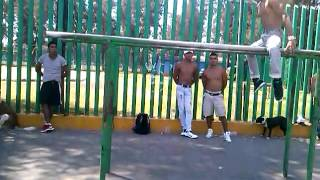 Barras sta cruz meyehualco