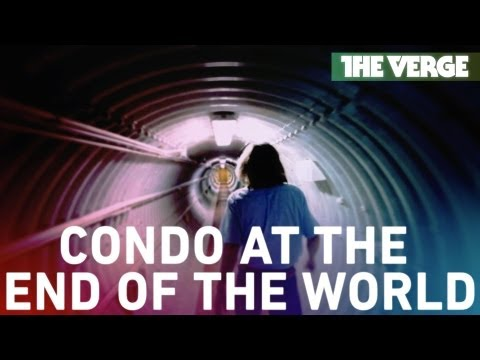 The Condo at the End of the World - Life Inside a Nuclear Missile Bunker