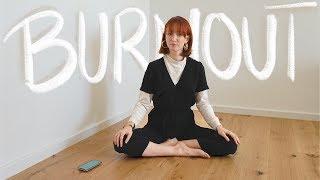 Kbye, Burnout!