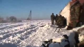 Бои на Украине 30 01 2015