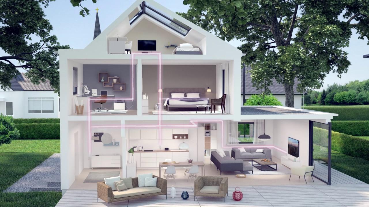 devolo internet aus der steckdose mit der powerline. Black Bedroom Furniture Sets. Home Design Ideas