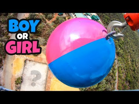 Jeremy W - Epic Gender Reveal