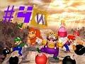 Mario Party Wario's Battle Canyon Episode 4