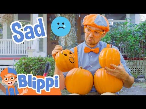 Blippi Learning Emotions