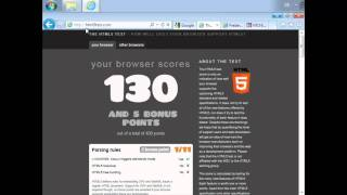 Browser im Test - Internet Explorer 9 (BETA)