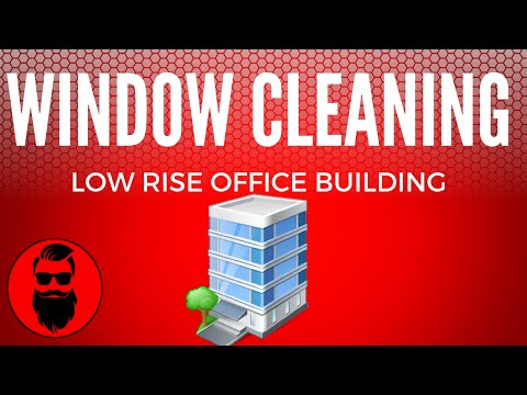 Knight Window Cleaning Low Rise Office Building