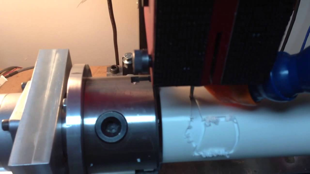 Diy Cnc Rotary 4th Axis Hackaday