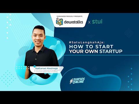 dewatalks:-how-to-start-your-own-startup