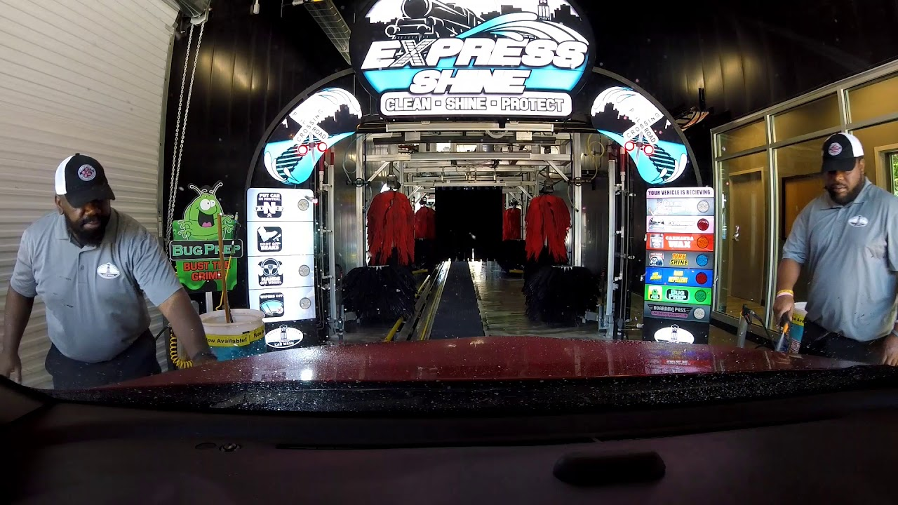 Gopro car wash cherry blossom express youtube gopro car wash cherry blossom express solutioingenieria Choice Image