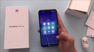 Google'ın Huawei Banından Sonra P20 Lite Aldık - Google Play var mı? (İnceleme)