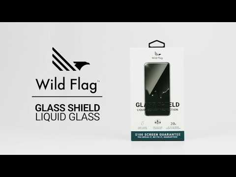 Introducing the Wild Flag Liquid Glass Screen Protection