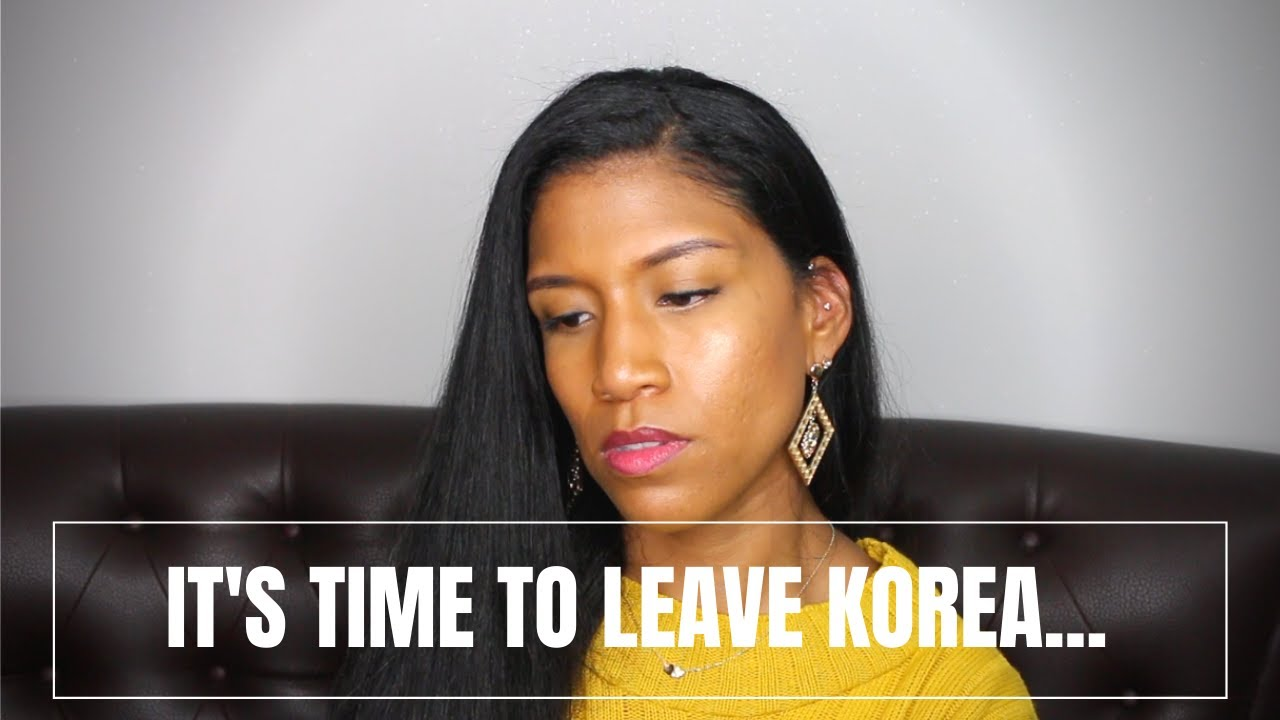 Why I've Decided to Leave South Korea | Life Update