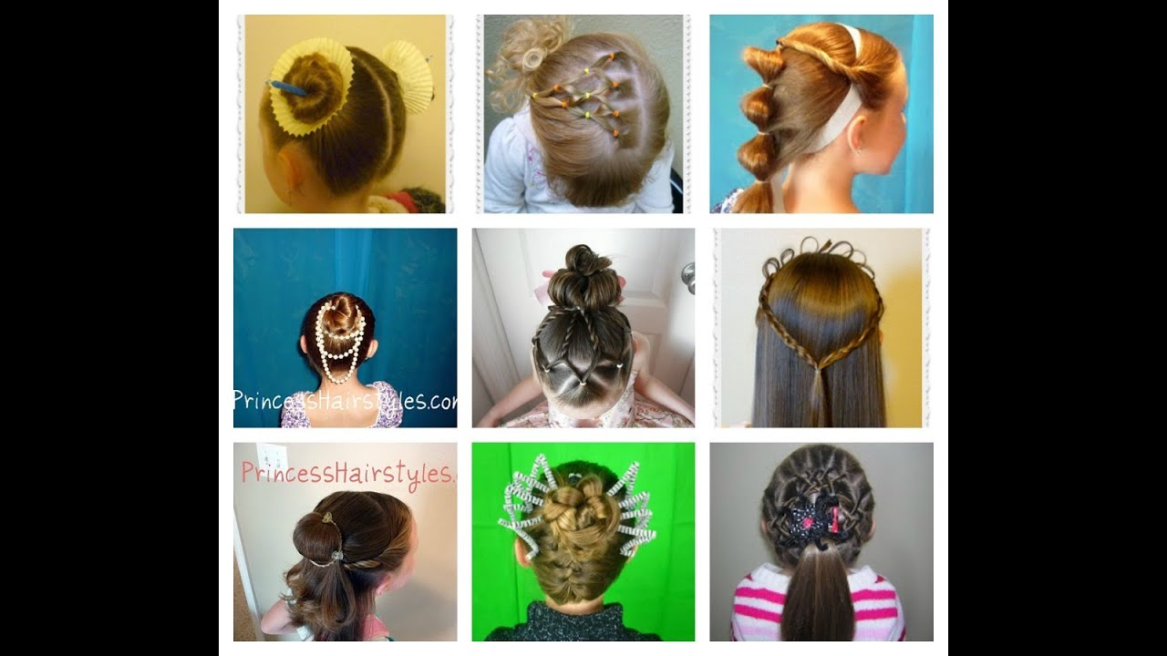 13 Halloween Hairstyle Ideas   YouTube