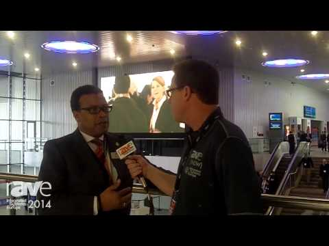 ISE 2014: Gary Kayye Gets the Scoop from ISE's Mike Blackman About ISE 2014