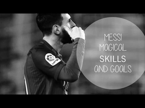 Lionel Messi -  Magicman - MAGICAL Skills...