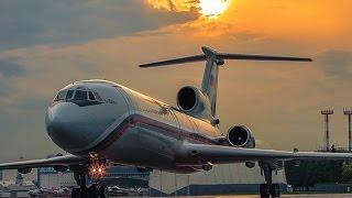 Мужской разговор с пилотами Ту-154. | #МУЖСКОЙРАЗГОВОР