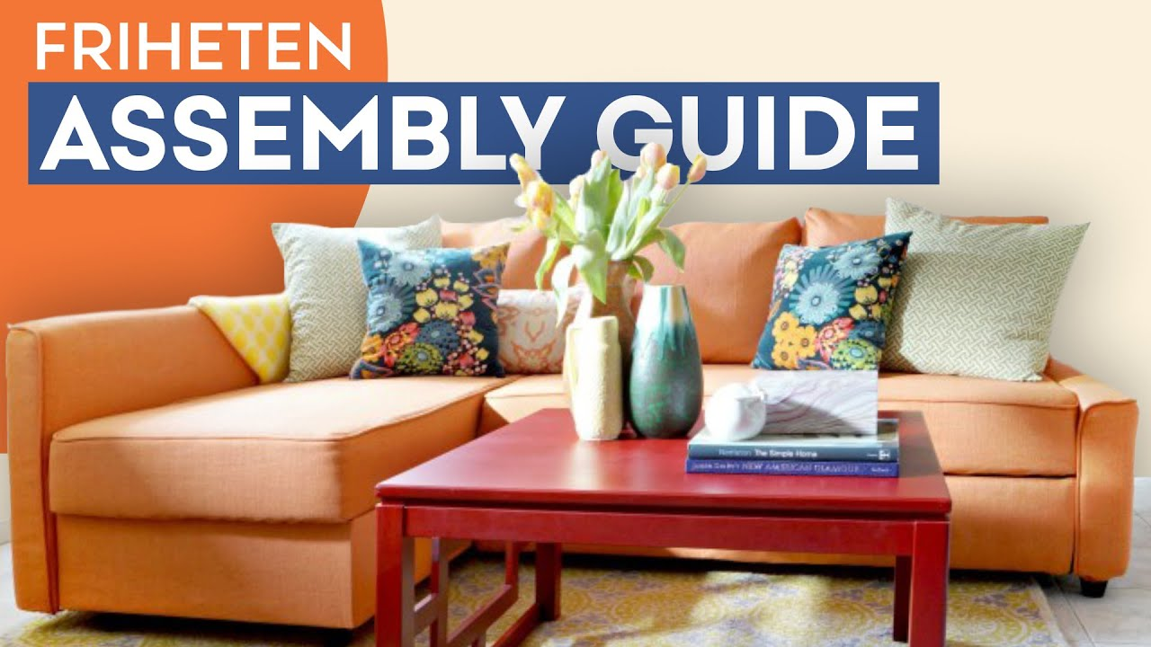 snug fit slipcover for ikea friheten sofa bed comfort works assembly instruction
