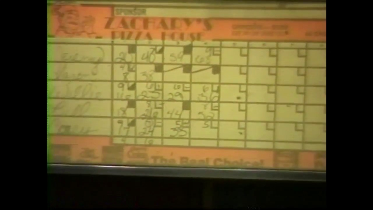 NCCS - AuSable Valley Bowling  2-6-89