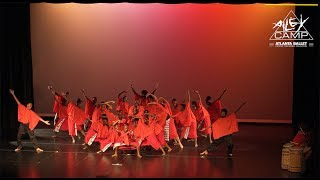 Atlanta Ballet's AileyCamp - West African Performance 2017