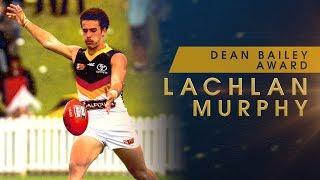 Lachlan Murphy: Dean Bailey Award