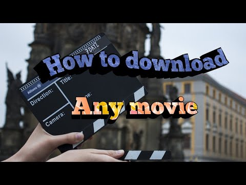 How To Download Any Movie