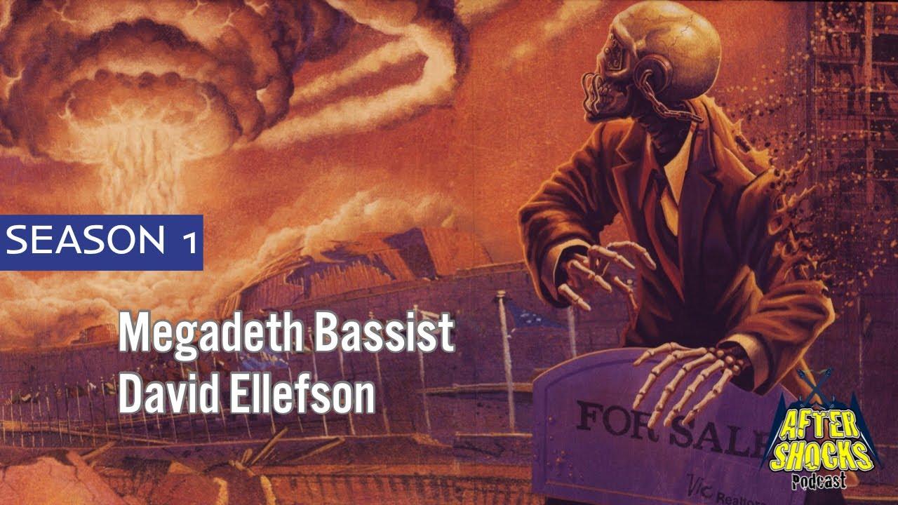 Megadeth - Symphony Of Destruction  The David Ellefson Interview 2020