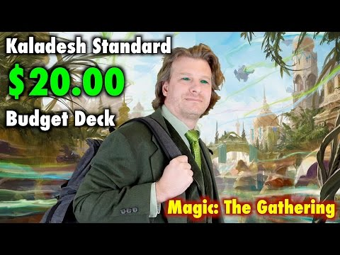 MTG - Start Playing Standard for only $20.00 - A Magic: The Gathering Kaladesh Budget Deck