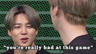 yoonmin never ending bickering