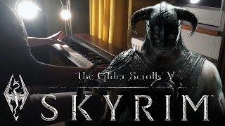 TES V: Skyrim - Main Theme // arr. Kyle Landry