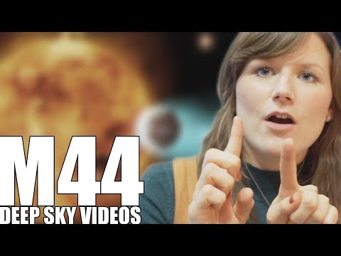 M44 - Exoplanets In The Beehive Cluster - Deep Sky Videos