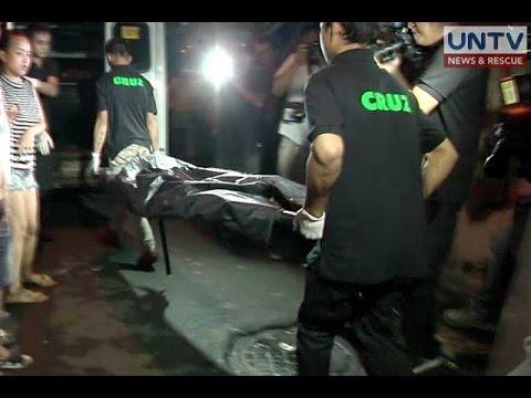 Hinihinalang drug pusher sa Pandacan, Maynila, patay matapos manlaban sa buy bust ops