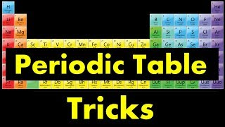 Periodic Table Tricks for Valency | No of electron | Name | Chemistry in | Hindi For NEET | JEE