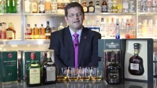 La Familia Buchanan's   Tipos de Whisky
