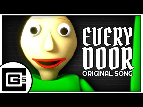 "BALDI'S BASICS SONG ▶ ""Every Door"" (feat. Caleb Hyles) [SFM] 