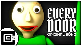 """Download BALDI'S BASICS SONG ▶ """"Every Door"""" (feat. Caleb Hyles) [SFM] 