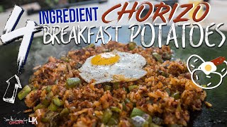 CLICK TO SUBSCRIBE AND COMMENT: http://bit.ly/2j7PesV 15 minutes and only 4 ingredients = the best & simplest breakfast potatoes ever. ▽SHOP MY ...
