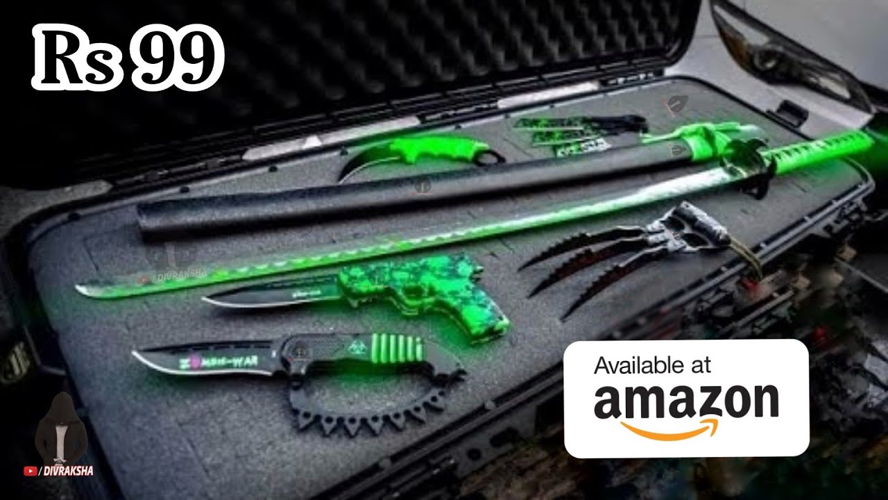 14 SECRET SELF PRODUCTS Available On Amazon | Self Defence Gadgets Under Rs 500, Rs1000