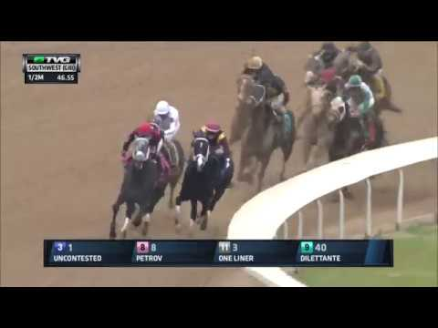 RACE REPLAY: 2017 Southwest Stakes Featuring One Liner