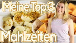 Veronicas Top 3 Lieblingsgerichte inkl. Rezepte   Gesunde Ernährung   VERONICA-GERRITZEN.DE