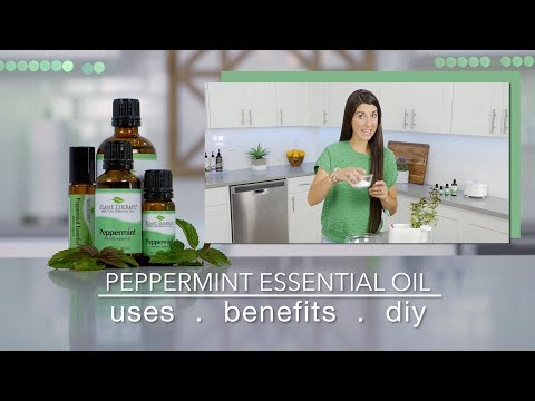 Peppermint Essential Oil: Best Uses & Benefits + Quick How To